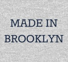 Made in Brooklyn - Simon Lewis by TheLovelyBooks