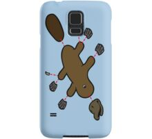 Platypus Diagram Samsung Galaxy Case/Skin