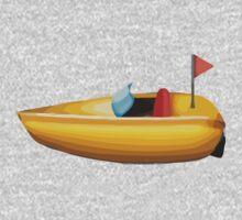 Speedboat Apple / WhatsApp Emoji Kids Clothes