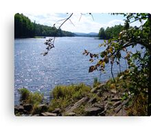 Madawaska River Canvas Print