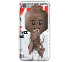 LEGO Vibe - Kendrick Lamar iPhone Case/Skin
