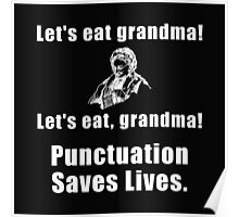 Lets Eat Grandma Poster