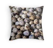 Well Spotted Throw Pillow