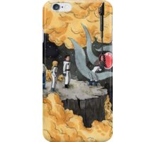 How astronauts are made iPhone Case/Skin