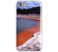 Rotorua Hot Spot! iPhone Case/Skin