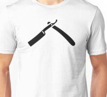 Shaving razor Unisex T-Shirt