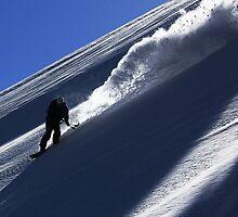 Mountain Shredder by drewalthage