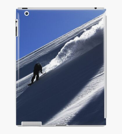 Mountain Shredder iPad Case/Skin