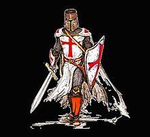 Templar Knight by AmazingMart