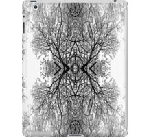 Tree Branches Loaded With Snow iPad Case/Skin
