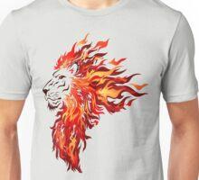 The heart of a Lion Unisex T-Shirt
