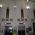 Inside the Strand Theatre, Margaret St. Toowoomba Qld. Australia by Marilyn Baldey