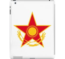Kazakh Air Force - Roundel iPad Case/Skin