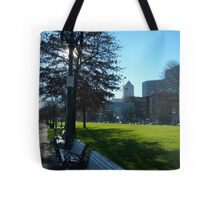 It's Green Here Tote Bag