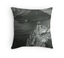 WIZARD ISLAND Throw Pillow