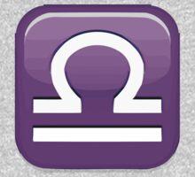 Libra Apple / WhatsApp Emoji Kids Clothes