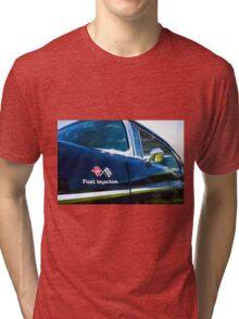 1957 Chevy Tri-blend T-Shirt