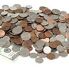 Money Pile by tdixon8875