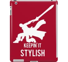 Keepin' It Stylish iPad Case/Skin