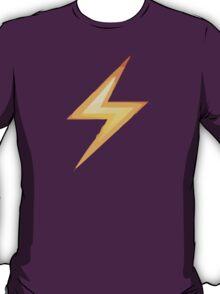 High Voltage Sign Apple / WhatsApp Emoji T-Shirt