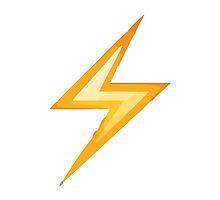 High Voltage Sign Apple / WhatsApp Emoji by emoji
