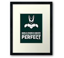 Cell - Perfection Framed Print