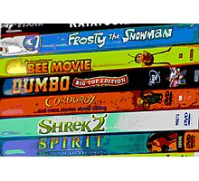 dvds Photographic Print