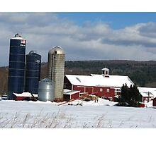 Boyden Farms Photographic Print