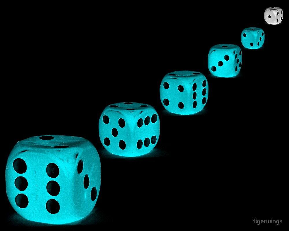 Dice Anyone????.... by tigerwings