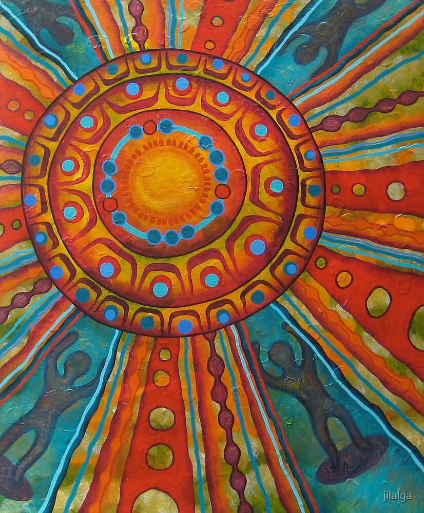Sun Is Shining by jilalga