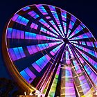 Rye Carnival - Ferris wheel by Keith Stead