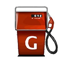 Fuel Pump Apple / WhatsApp Emoji by emoji