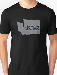 Washington Native WA Pride Unisex T-Shirt