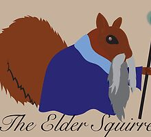 The Elder Squirrel by ObscureM