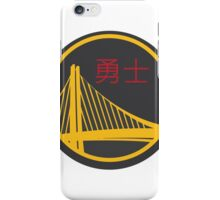 Golden State Warriors - Chinese New Year iPhone Case/Skin