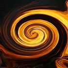 Spun fire by Hannah Fenton-Williams