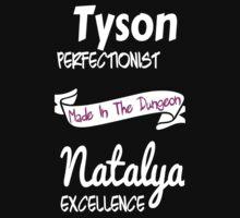 Natalya and Tyson Kidd  by jamiemdesigns