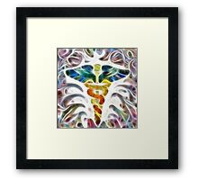 Heal Thy Self Framed Print
