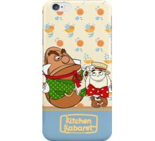 Kitchen Kabaret Hamm 'N' Eggz iPhone Case/Skin
