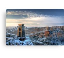 Clifton Suspension Bridge Canvas Print