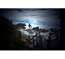 Beach Buddies Photographic Print