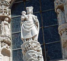 Lisboa, Mosteiro dos Jeronimos, detail  by presbi