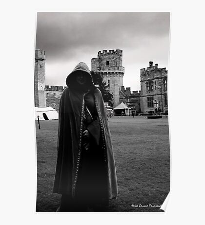 Mystery at Warwick Castle Poster