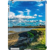 Riverside in Gillingham iPad Case/Skin