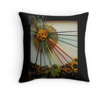 Be my Darling Valentine © Throw Pillow