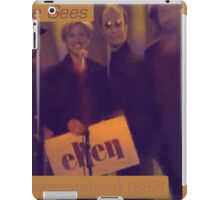Bee Gees - An Irresistible Force(Unreleased album)(1997)(CD)(Cover art my version)(C2015) iPad Case/Skin
