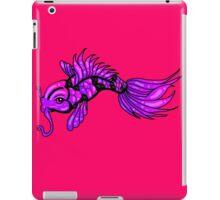 Purple Koi Fish iPad Case/Skin