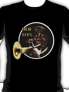 Louis Armstrong - Blow Pops T-Shirt