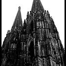 Koln, Germany, Cologne Cathedral by lukelorimer