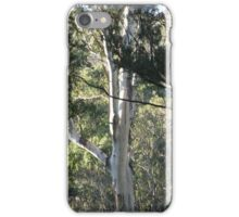 GHOST GUM IN THE MIDDLE iPhone Case/Skin